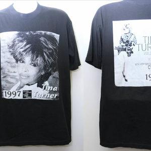 1997 Vintage TINA TURNER - Wildest Dreams Tour Tee